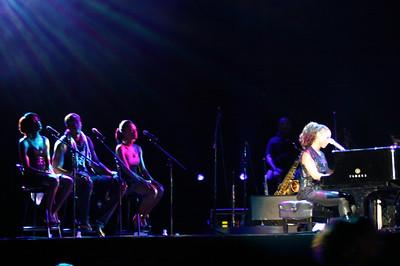 2008 Bermuda Music Festival Alicia Keys