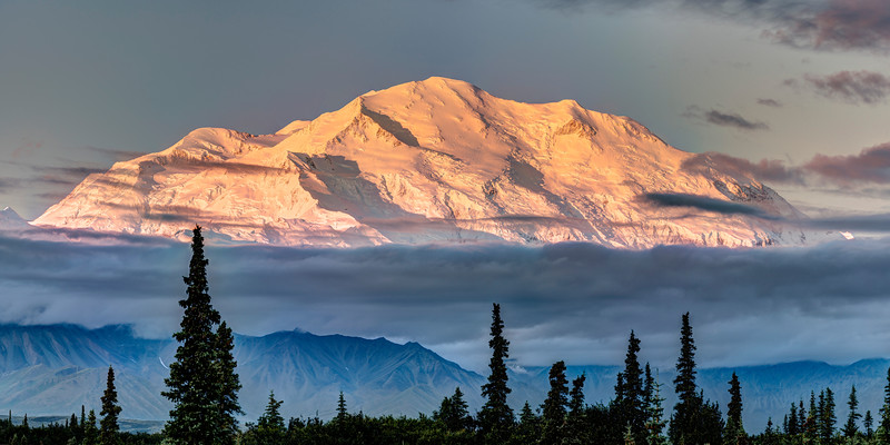 Denali Sunrise