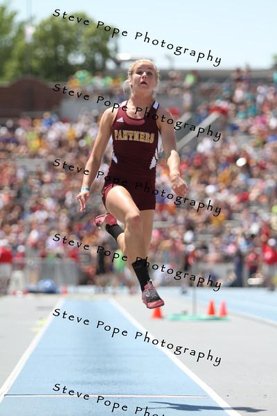 2012 Track 3A Long Jump