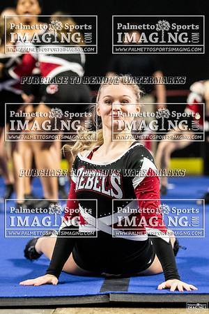 Mid-Carolina Varsity Cheer 2020 State Championship