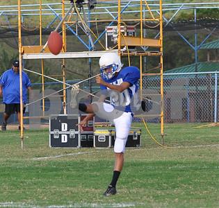 """08-21-09 Kailua JV """"vs"""" Kam JV & Cheerleaders"""