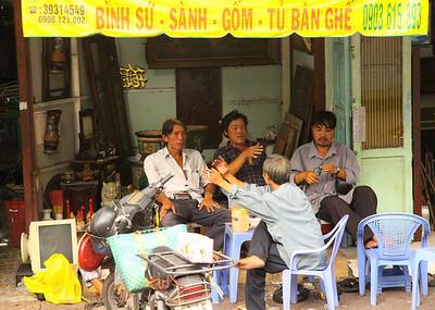 Street Life Vietnam 2013