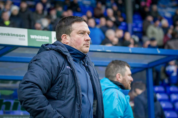 Tranmere 4-0 Guiseley