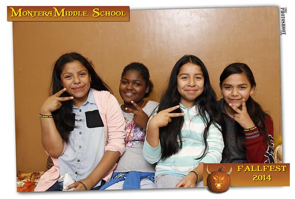 10-25-14 Montera Middle School