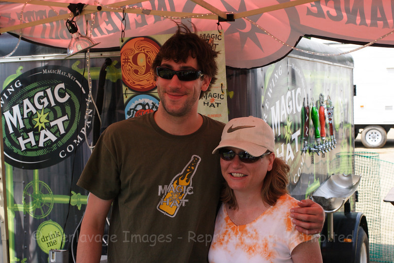 DelFest 2010 - Jim & Pam??