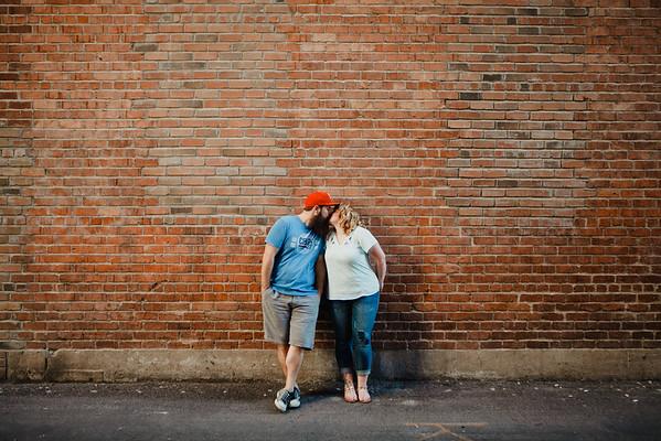 Paul + Jennica | Engaged