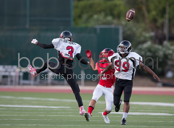 Villiage Christian Football vs Mountain View Christian 8-28-15