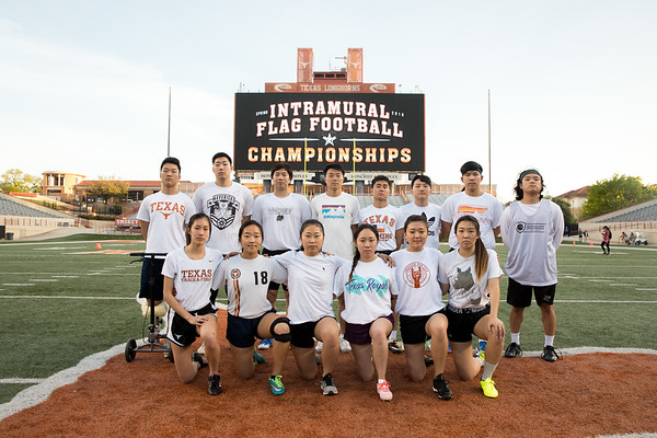 Co-ed B Championship: Crossroads 3 Vs. Texas Infinities