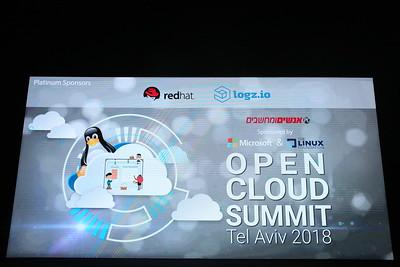 Open Cloud Summit 2018