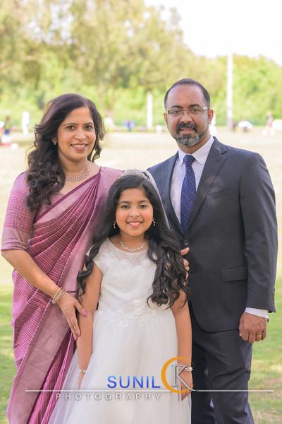 Bijo Manjusha Family Pictures