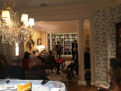 Evenings at Home with Edward McPherson