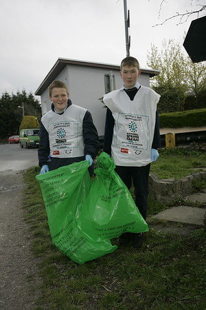 Edenderry Litter collection