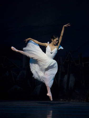 Carolina Ballet Dress Rehearsal for Giselle-5-15-2013