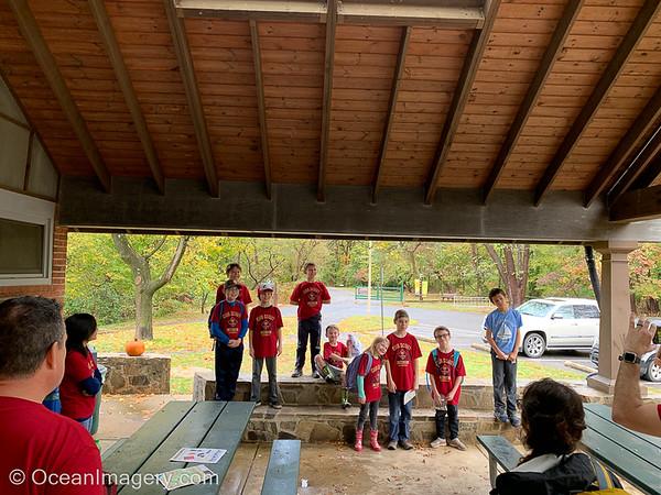 20191027 Arlington, VA - Pack 1229 Fall Hike