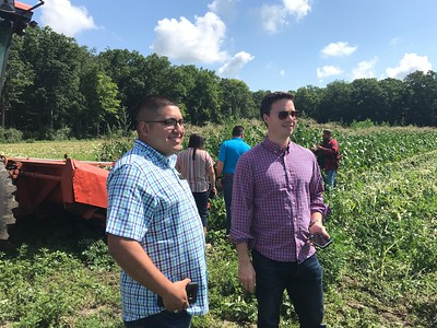 Wayne County Farm Bureau Legislative Tour