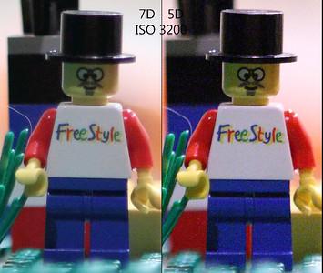 7D versus 5D Classic