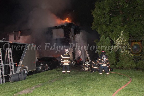 Oyster Bay House Fire 06/11/2018