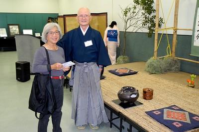 Japanese Brush Painting Art Show at Balboa Park, 3/21/15
