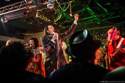 Arcade Fire as The Reflektors @ Mekka Nightclub, Miami