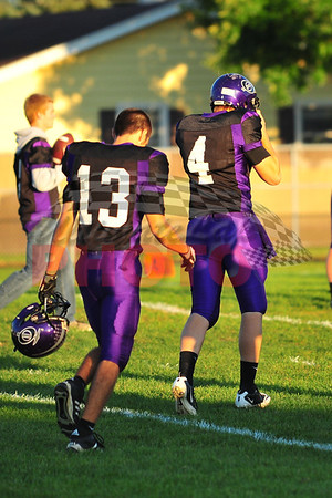 Onalaska vs. Central Football, September 23rd, 2011