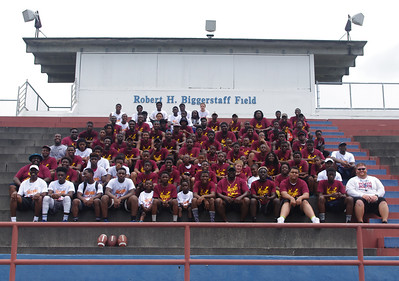 Charlie Brown Football Clinic