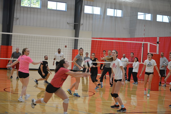 Faculty/Staff vs Student Volleyball Match