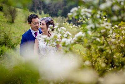 Chris and Jennifer Wedding