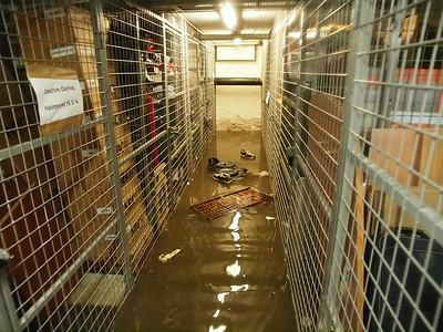 Kælderoversvømmelse Carlton Ejendommen 2014
