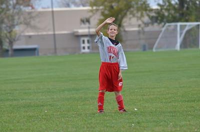 7th Grade Mod Soccer vs IR 10-18-16