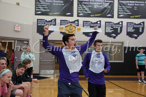 CHCA 2015 HS Dodgeball Tournament 10.07
