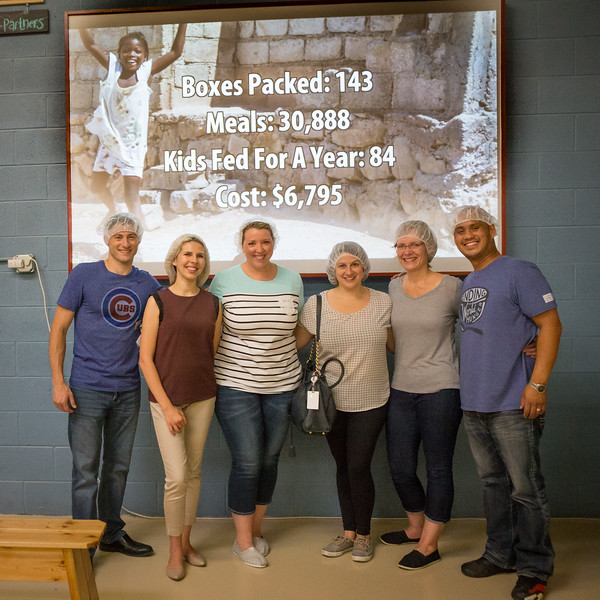 06.29.17 - Feed My Starving Children