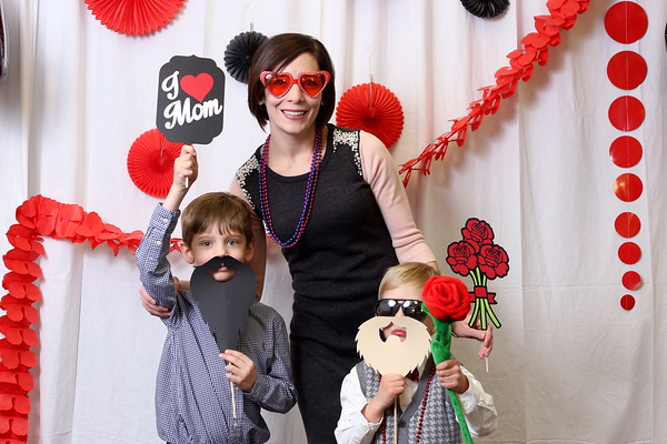 Mother-Son Dance 2015 Photo Booth