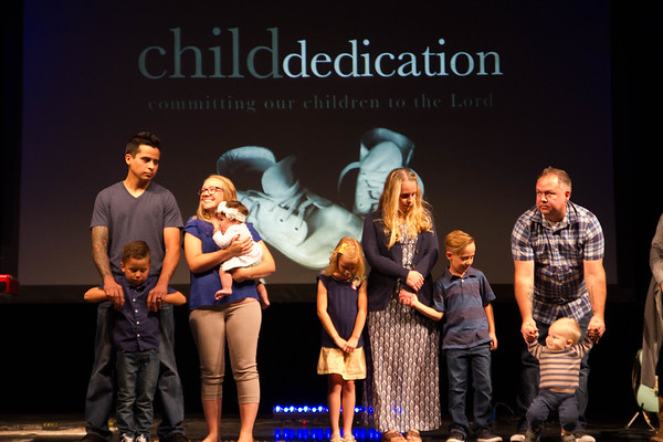 Child Dedication 11/19/17