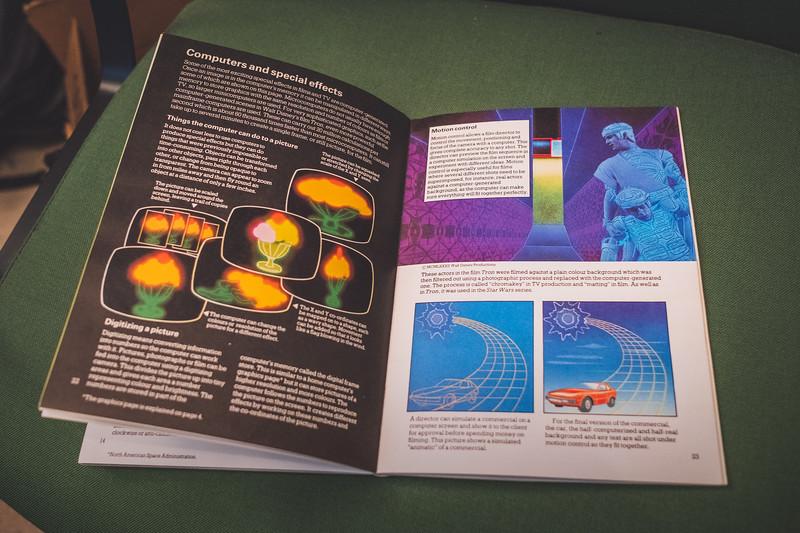 Computer Graphics book circa 1983