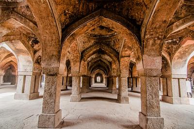 Khirki Masjid, Delhi