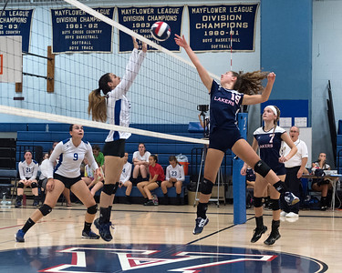 Laker Volleyball
