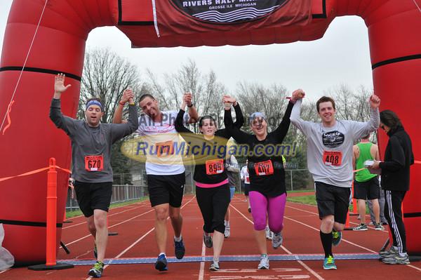 Half Marathon Finishers Gallery 2 - 2012 Rock CF Half Marathon and 5K