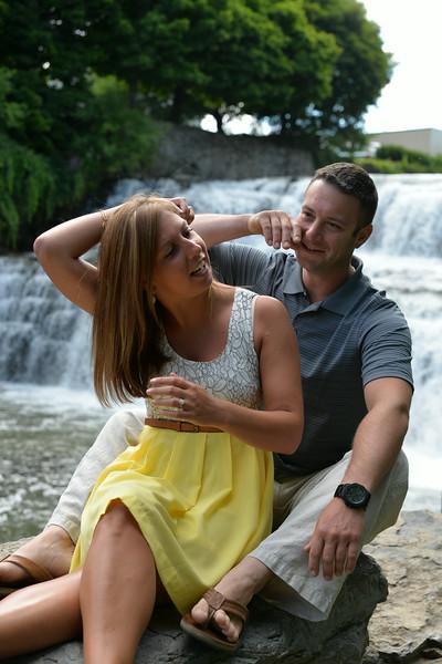 Nicole and Adam