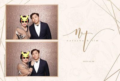 Natasha & Tim's Wedding