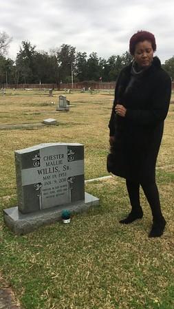 Graves & Memorials