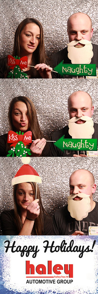 Haley Automotive Christmas Party