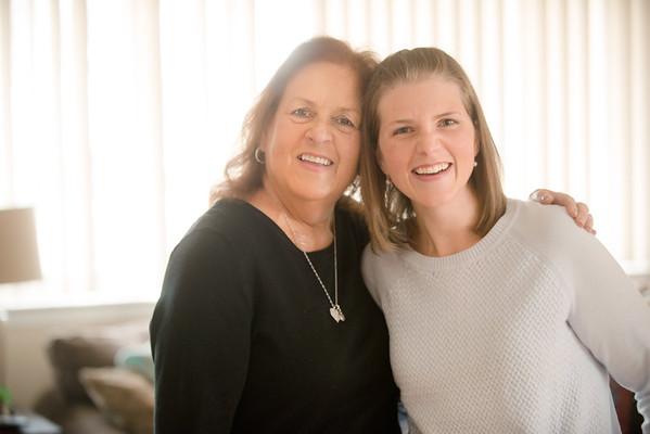 Living Kidney Trasnplant_Mother Davis/ Daughter Harris