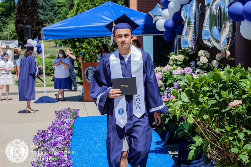 Dylan Goodman Photography - Staples High School Graduation 2020-206.jpg