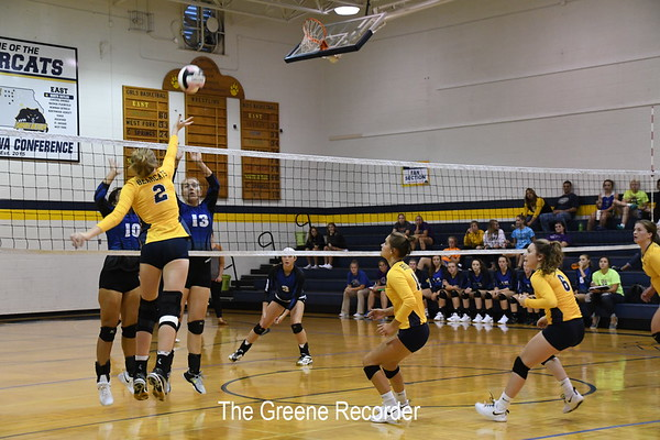 Volleyball vs Central Springs