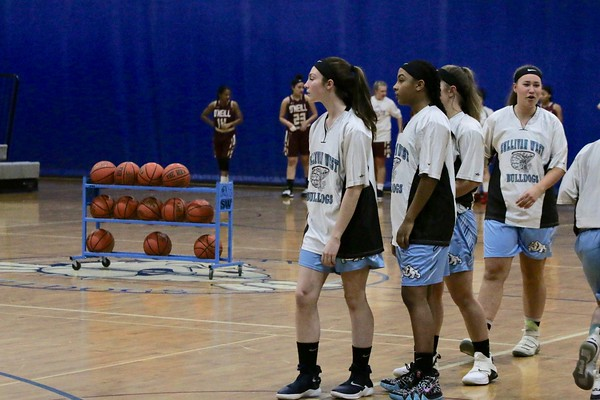 Sullivan West vs. O'Neill Girls Basketball 12-3-19