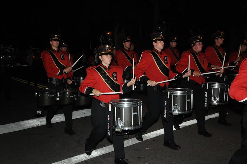UC Band_Apple Festival_Jackson, OH