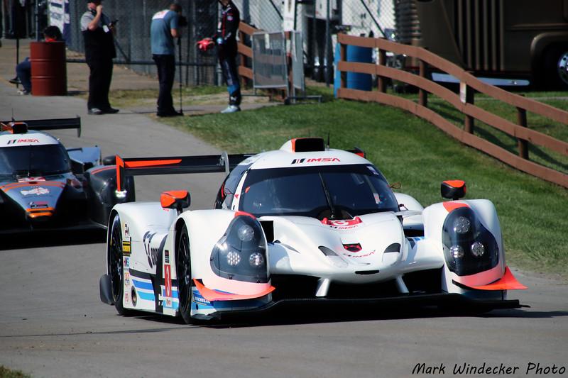Jr III Racing Ligier JS P3