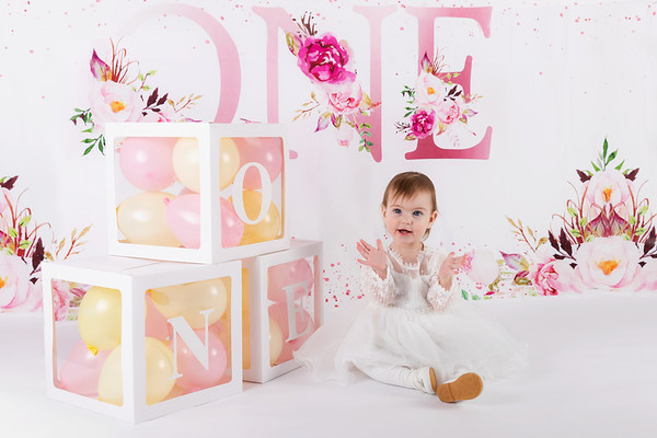 Grace-1st birthday
