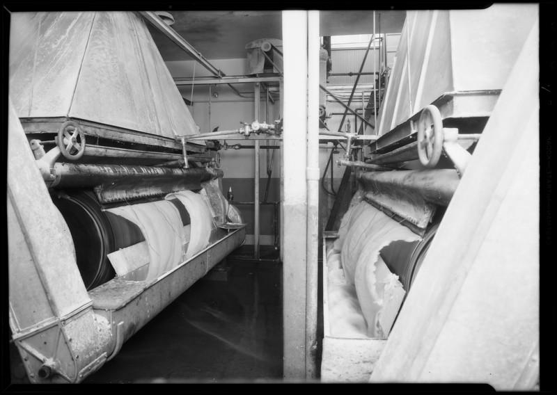 1931, Co-Operative Dairy Interior