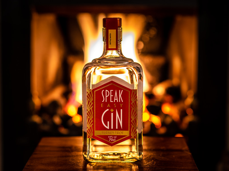 Speak Easy Gin